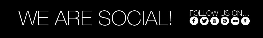 SIGN - WE ARE SOCIAL!